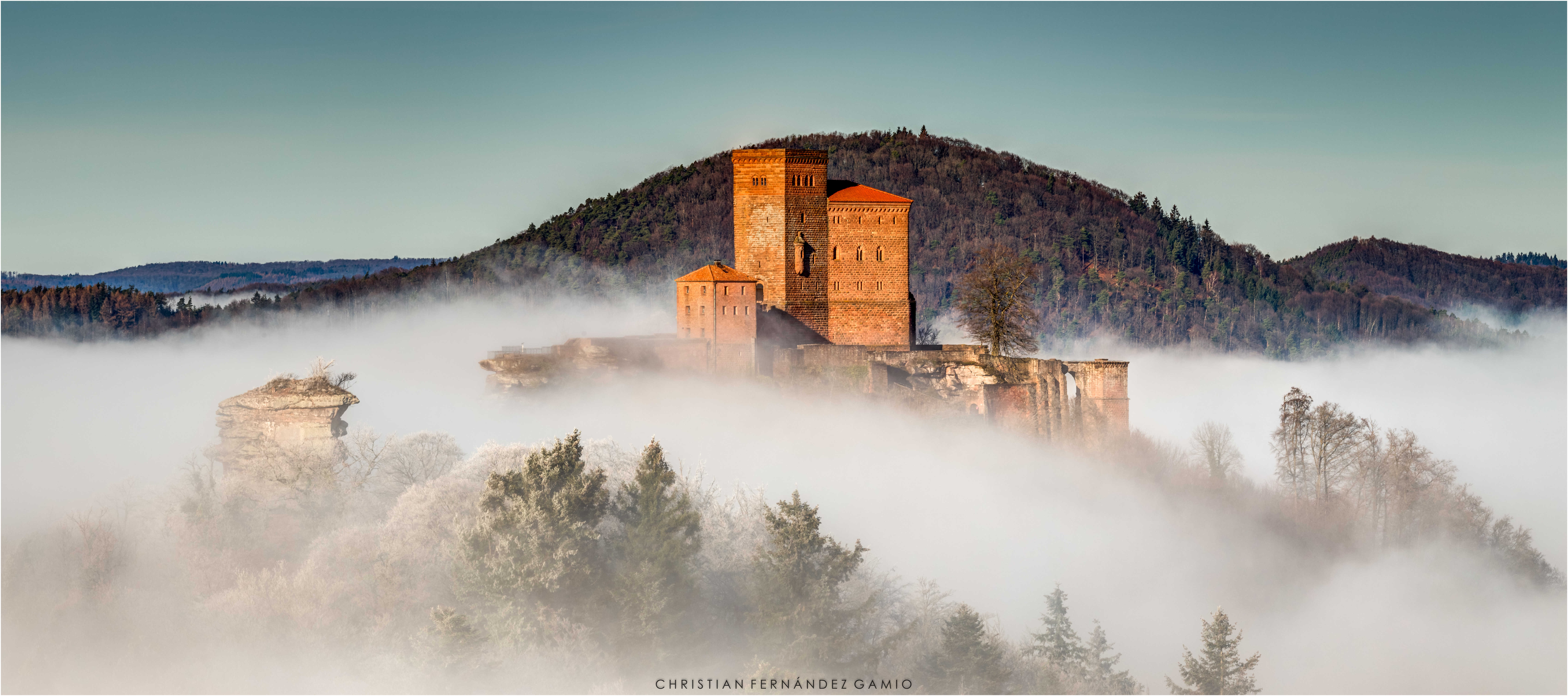 Trifels-Photo Chr. Gamio